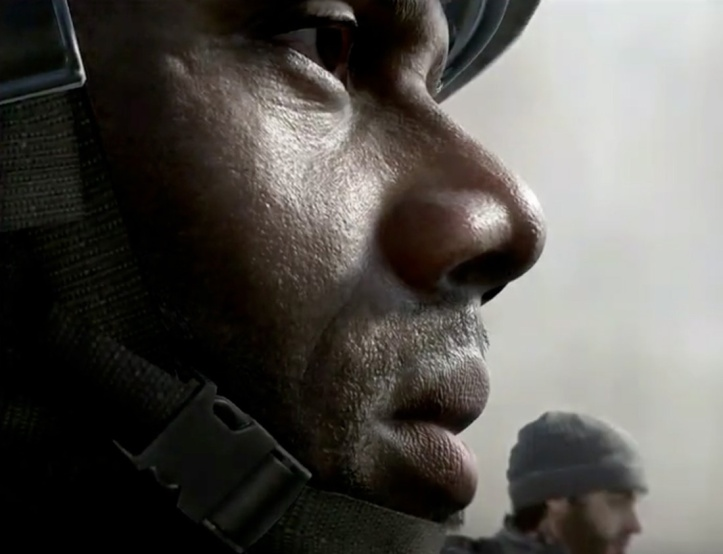 Call of Duty 2014 first screenshot