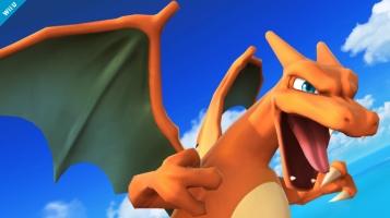 Charizard Super Smash Bros Wii U 3DS screenshot 06