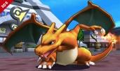 Charizard Super Smash Bros Wii U 3DS screenshot 09
