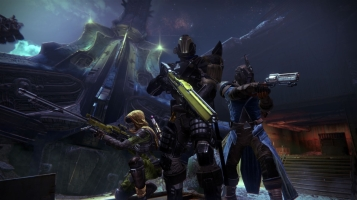 Destiny video game screenshots 08