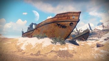 Destiny video game screenshots 12