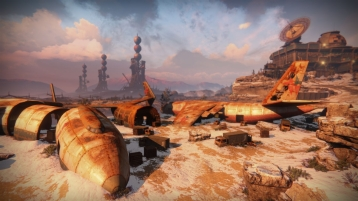 Destiny video game screenshots 13