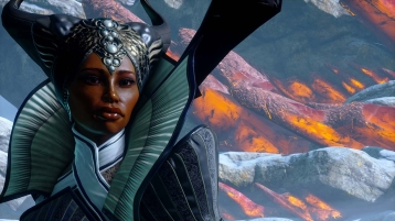 Dragon Age Inquisition screenshots Vivienne