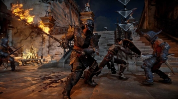 Dragon Age Inquisition screenshots Warrior