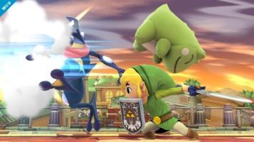 Greninja Smash Bros screenshot 05