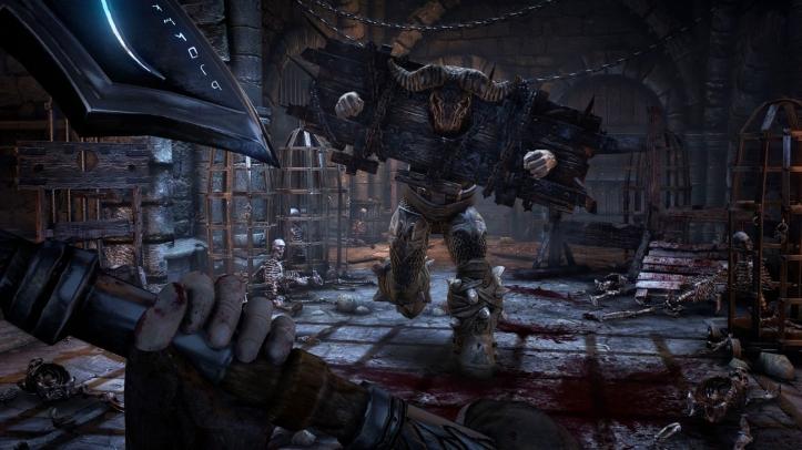 Hellraid game screenshot