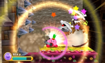 Kirby Triple Deluxe screenshots 01
