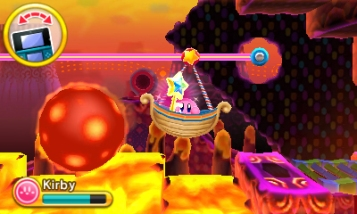 Kirby Triple Deluxe screenshots 02