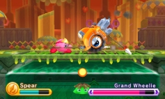 Kirby Triple Deluxe screenshots 06