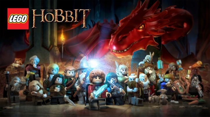 LEGO The Hobbit art 02