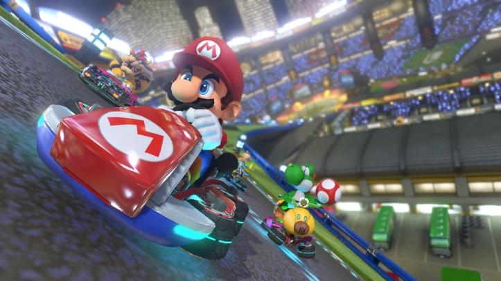 Mario Kart 8 screenshots 07