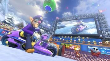 Mario Kart 8 screenshots 10
