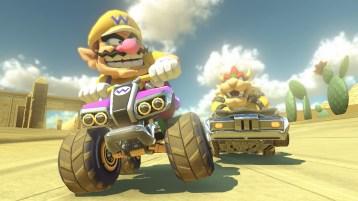 Mario Kart 8 screenshots 11