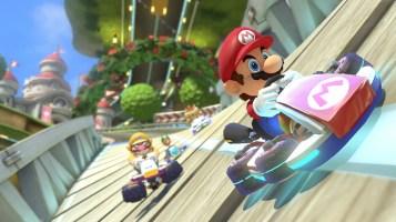 Mario Kart 8 screenshots 12
