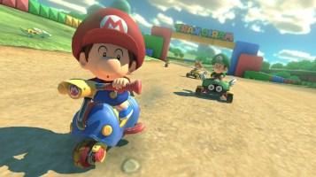 Mario Kart 8 screenshots 16