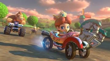 Mario Kart 8 screenshots 17