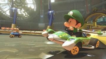 Mario Kart 8 screenshots 18