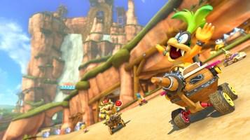 Mario Kart 8 screenshots 20
