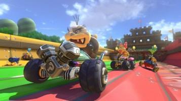 Mario Kart 8 screenshots 24
