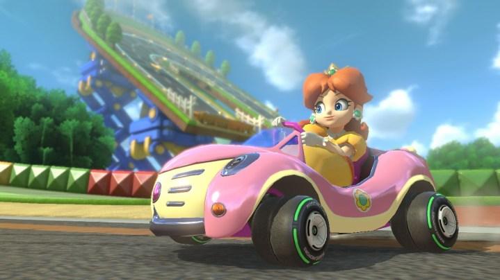 Mario Kart 8 screenshots 27