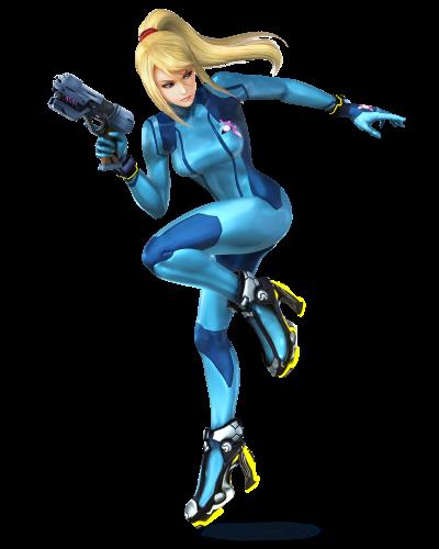 Samus Zero Suit smash bros