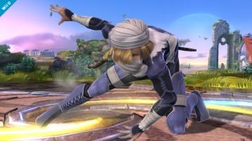 Sheik Smash Bros screenshots 01