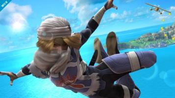 Sheik Smash Bros screenshots 02