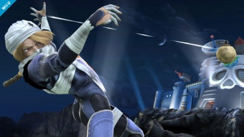Sheik Smash Bros screenshots 04