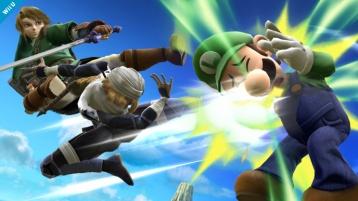 Sheik Smash Bros screenshots 05