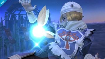 Sheik Smash Bros screenshots 07