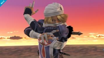 Sheik Smash Bros screenshots 08