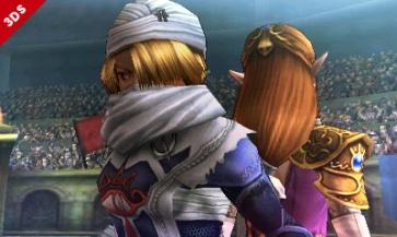 Sheik Smash Bros screenshots 09