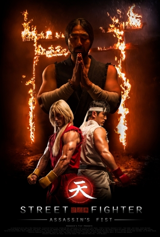 Street Fighter Assassins Fist screenshots 03