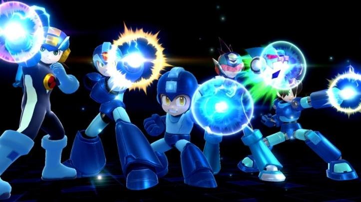Smash Final de Mega Man!