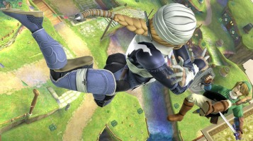 Super Smash Bros Wii U screenshots 05