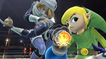 Super Smash Bros Wii U screenshots 07