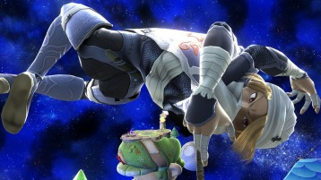 Super Smash Bros Wii U screenshots 10