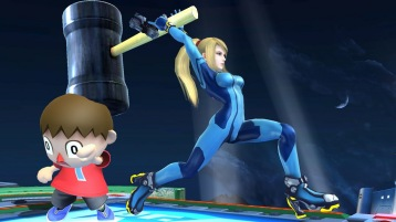 Super Smash Bros Wii U screenshots 104