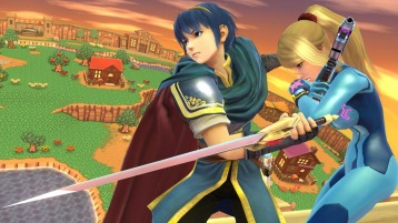 Super Smash Bros Wii U screenshots 106