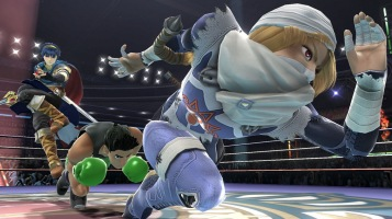 Super Smash Bros Wii U screenshots 11