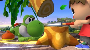 Super Smash Bros Wii U screenshots 119