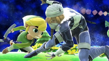 Super Smash Bros Wii U screenshots 12