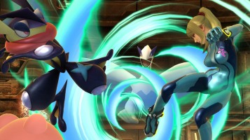 Super Smash Bros Wii U screenshots 123