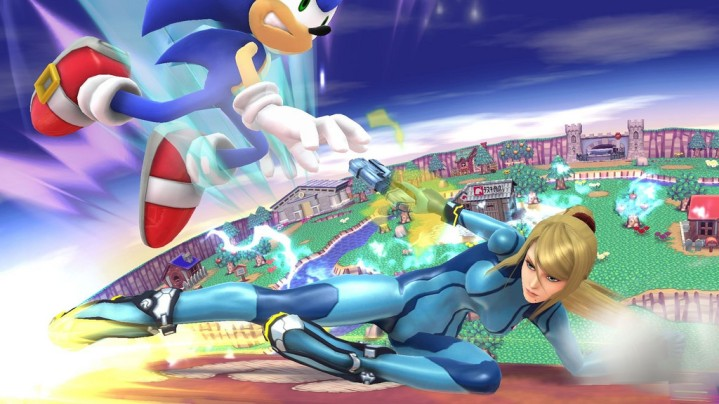 Super Smash Bros Wii U screenshots 128