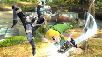 Super Smash Bros Wii U screenshots 16