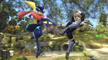 Super Smash Bros Wii U screenshots 18