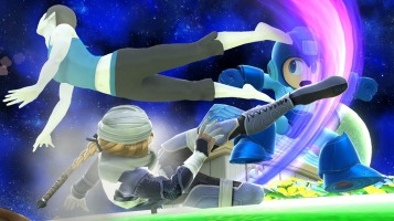 Super Smash Bros Wii U screenshots 21