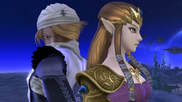 Super Smash Bros Wii U screenshots 23