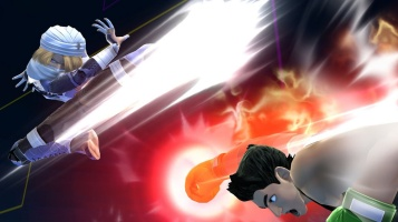 Super Smash Bros Wii U screenshots 27
