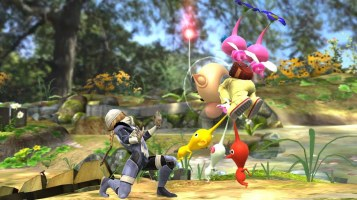 Super Smash Bros Wii U screenshots 31